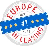 Europe #1 in leasing
