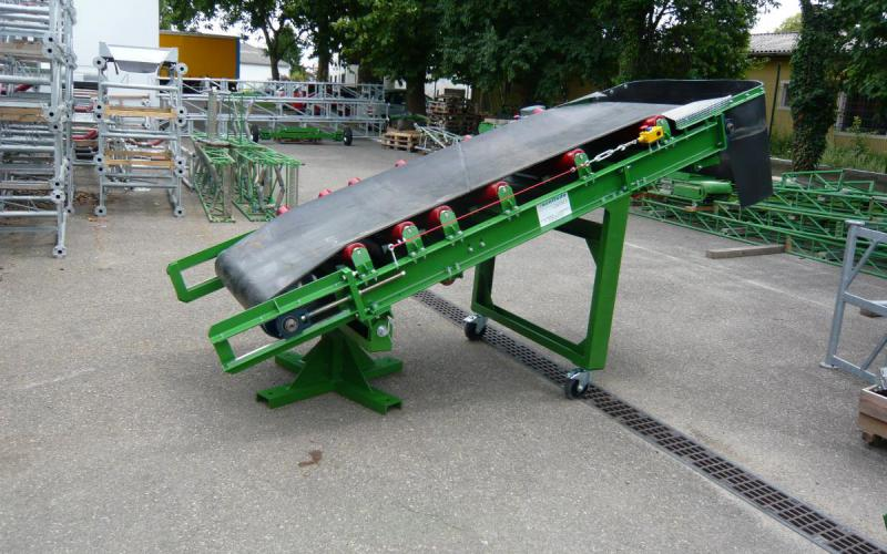 Manuplat Conveyor - Transfer of flat Tecnitude