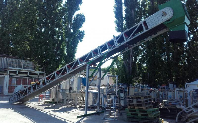 Industrial conveyor Manukit 800