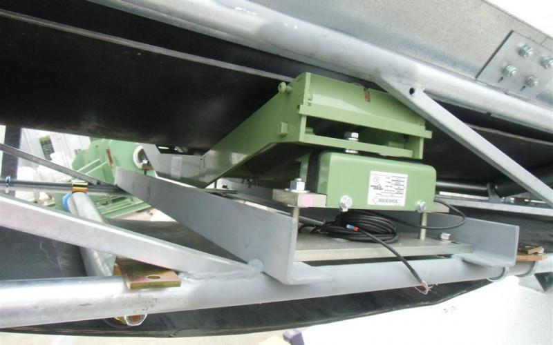 Station de pesée Tecnitude - Options pour convoyeur