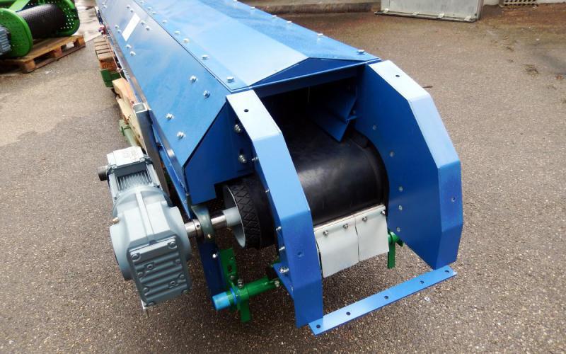 Extractor belt