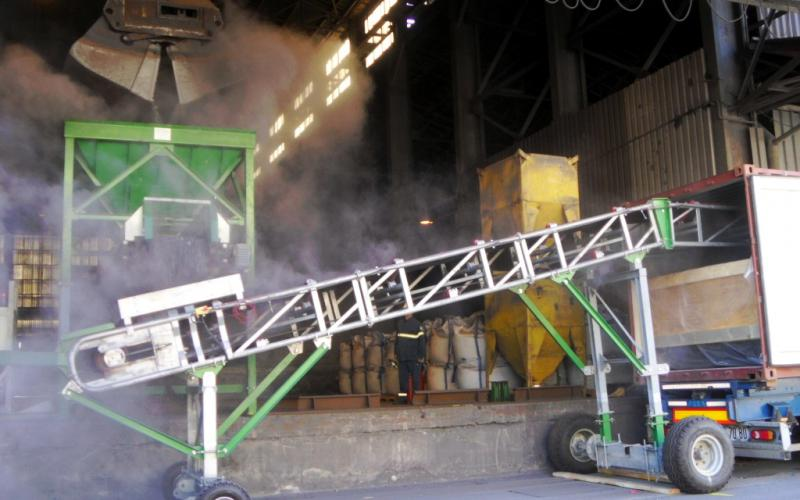 Industrial conveyor Manukit