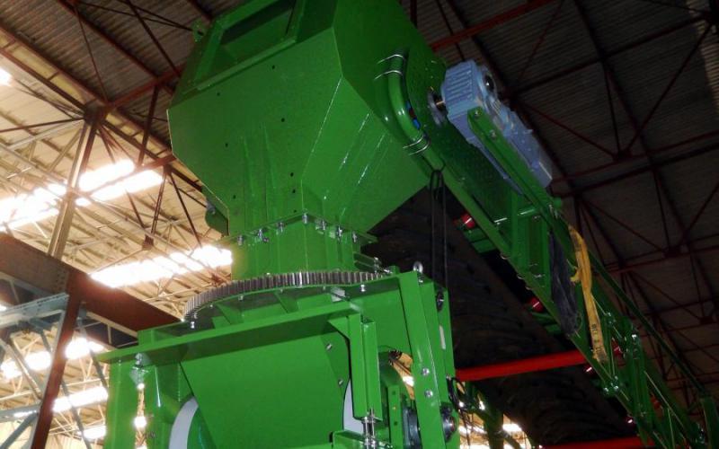 Conveyor belt Manukit designer Tecnitude