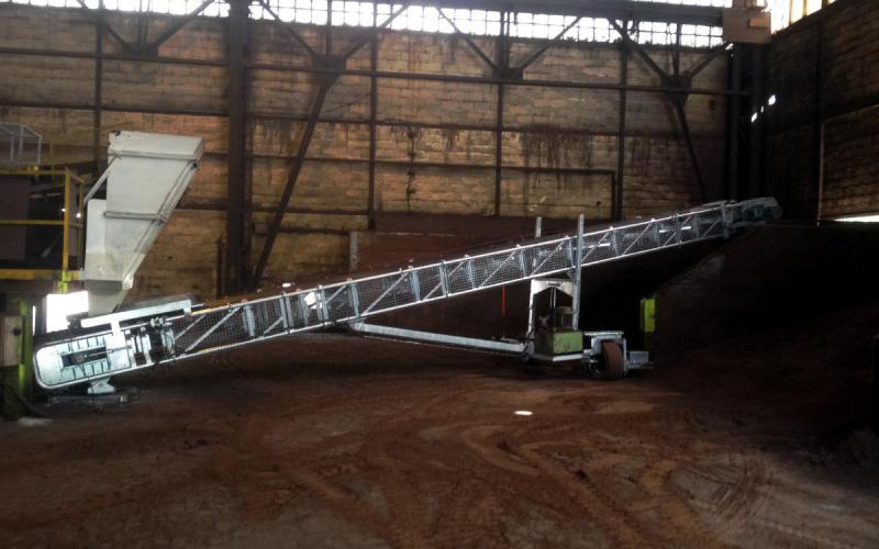 Industrial conveyor belt