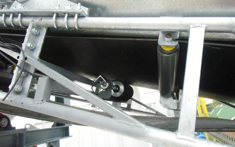 Tachymètre de pesée Tecnitude - Options pour convoyeur
