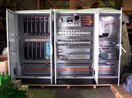 Armoire électrique pour les convoyeurs à bande