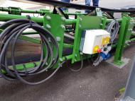 Puissance du convoyeur à bande : 3,0 kW pour une vitesse de 1,25m/s