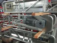 Fabrication française : Moto réducteur