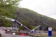 Implementation of 200m conveyor belt Manukit 800