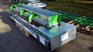 Extractor belt for industrial sludge