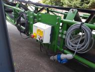 Coffret électrique pour la gestion thermique et sécuritaire sur un convoyeur à bande Tecnitude