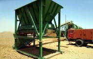 Storage hopper and feeders Tecnitude
