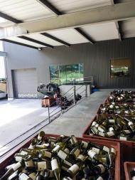Convoyeur à bande Tecnitude pour la viticulture