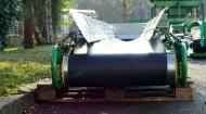 Convoyeur à bande sauterelle Manubloc 650 Tecnitude