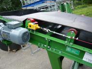 Manuplat conveyor - Transfer of flat Tecnitude