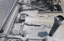 Extracteur à bande